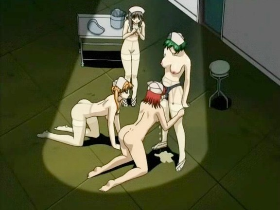 Lustful Nymphs Fellating At The Operating Plaything