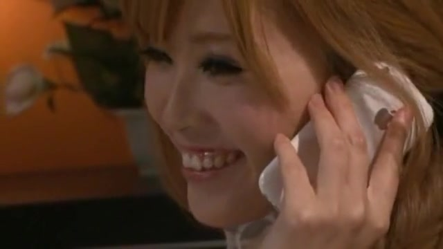 Awesome Chinese Fashion Rina Kato In Impressive Telephone, Milfs Jav Movie