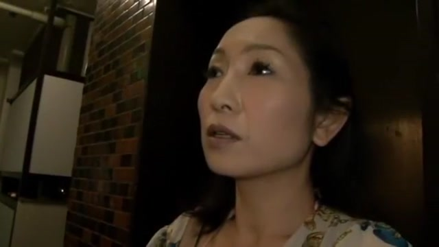Insane Asian Female In Unique Grandmothers Jav Sequence